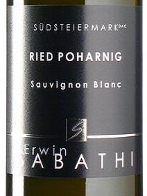 2019 Sauvignon Blanc Ried Poharnig | Sabathi