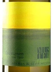 2019 Sauvignon Blanc vom Opok | Sepp Muster
