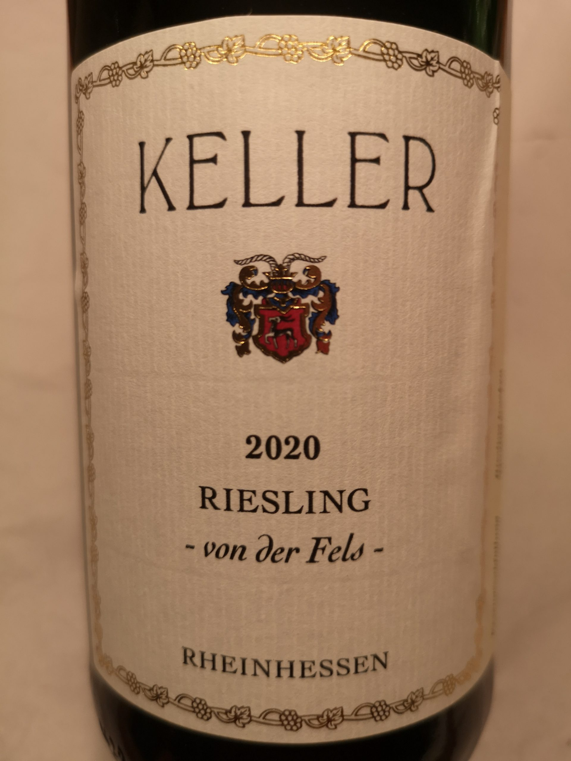 2020 Riesling von der Fels | Keller