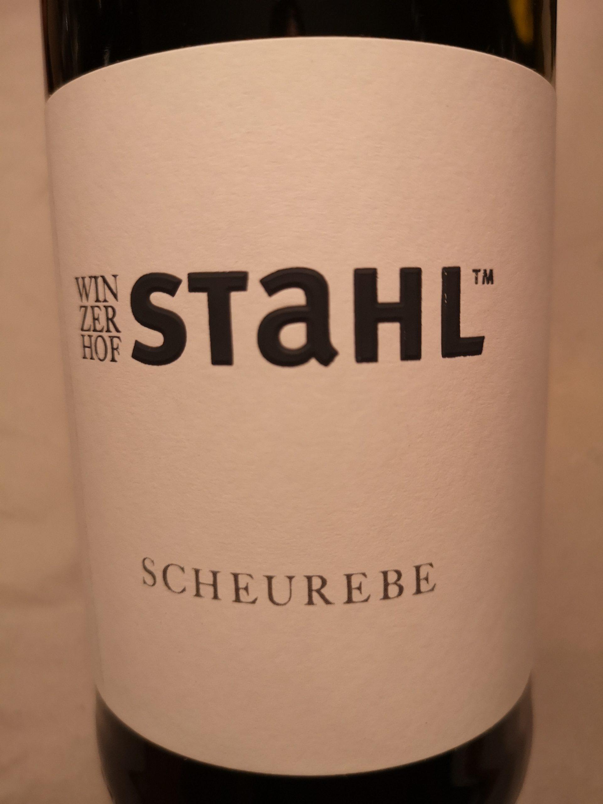 2020 Scheurebe Damaszener Stahl | Stahl