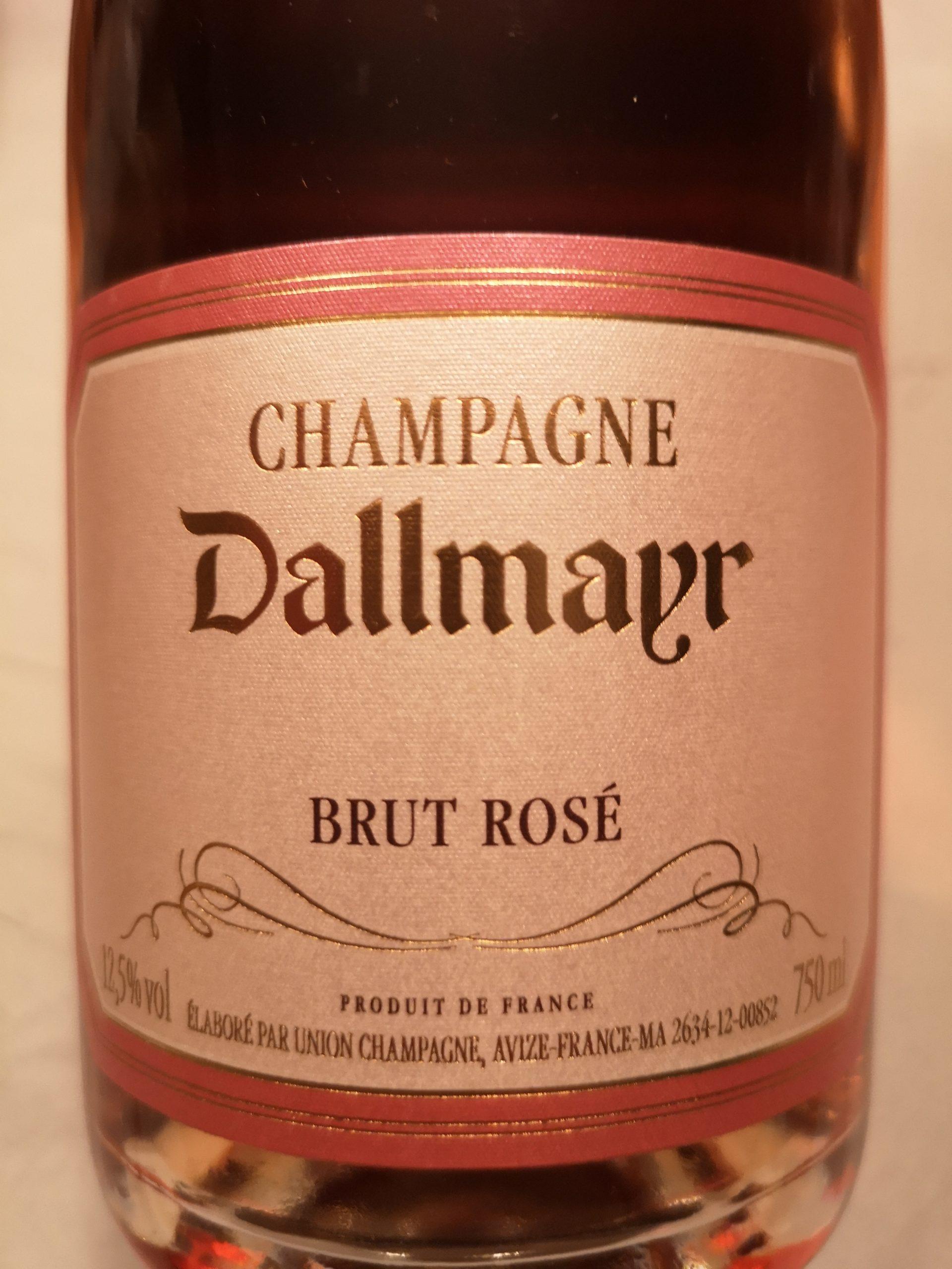 -nv- Champagne Rosé | Edition Dallmayr