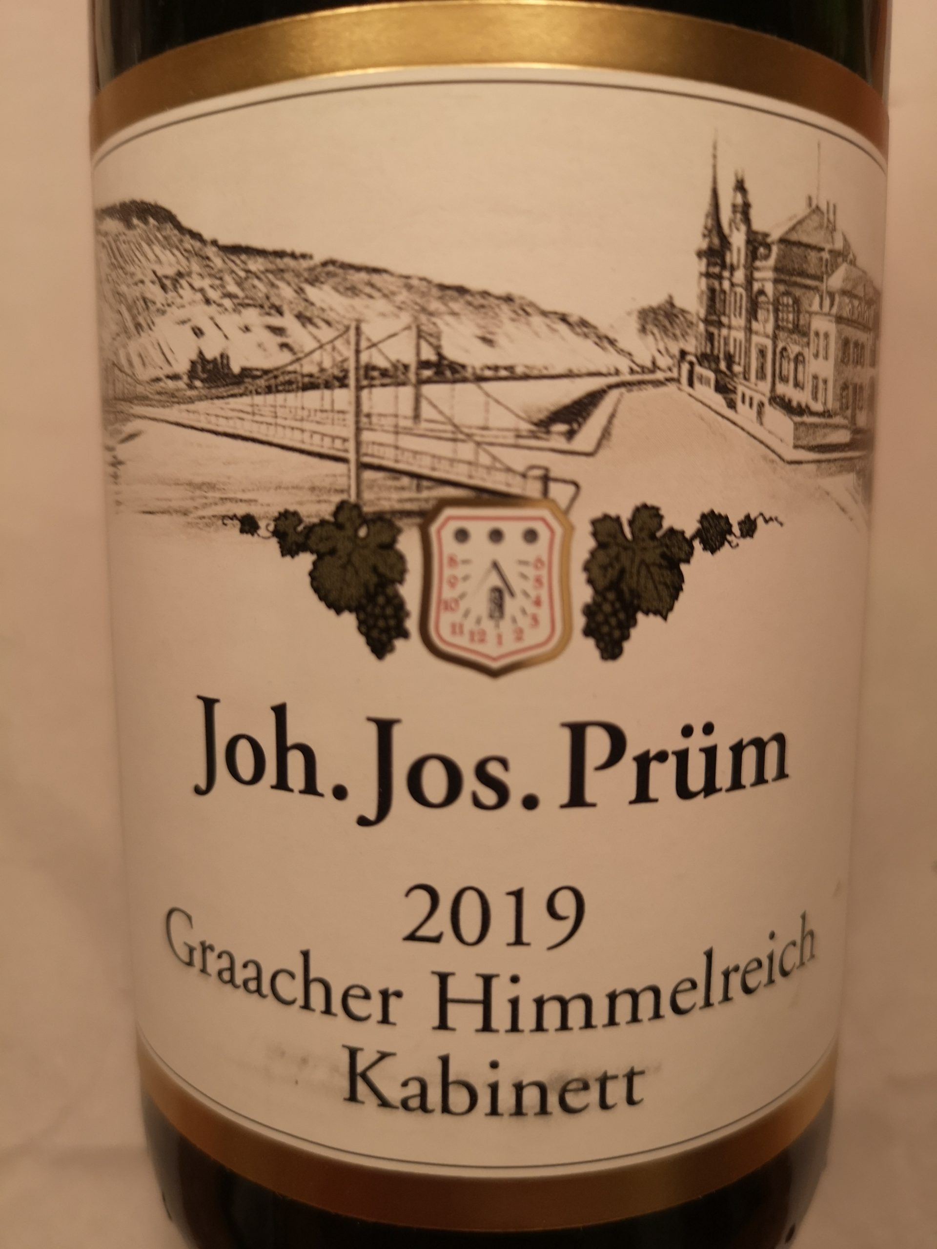 2019 Riesling Kabinett Graacher Himmelreich | J.J. Prüm