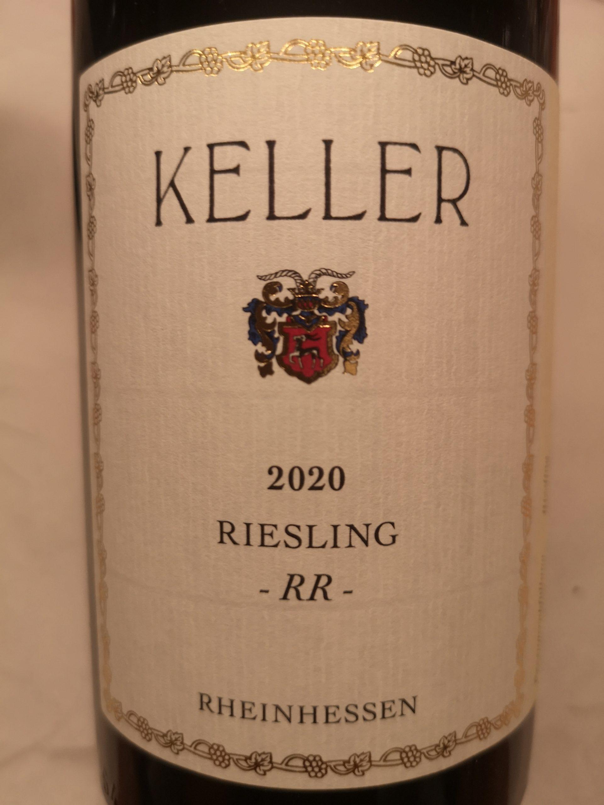 2020 Riesling RR | Keller