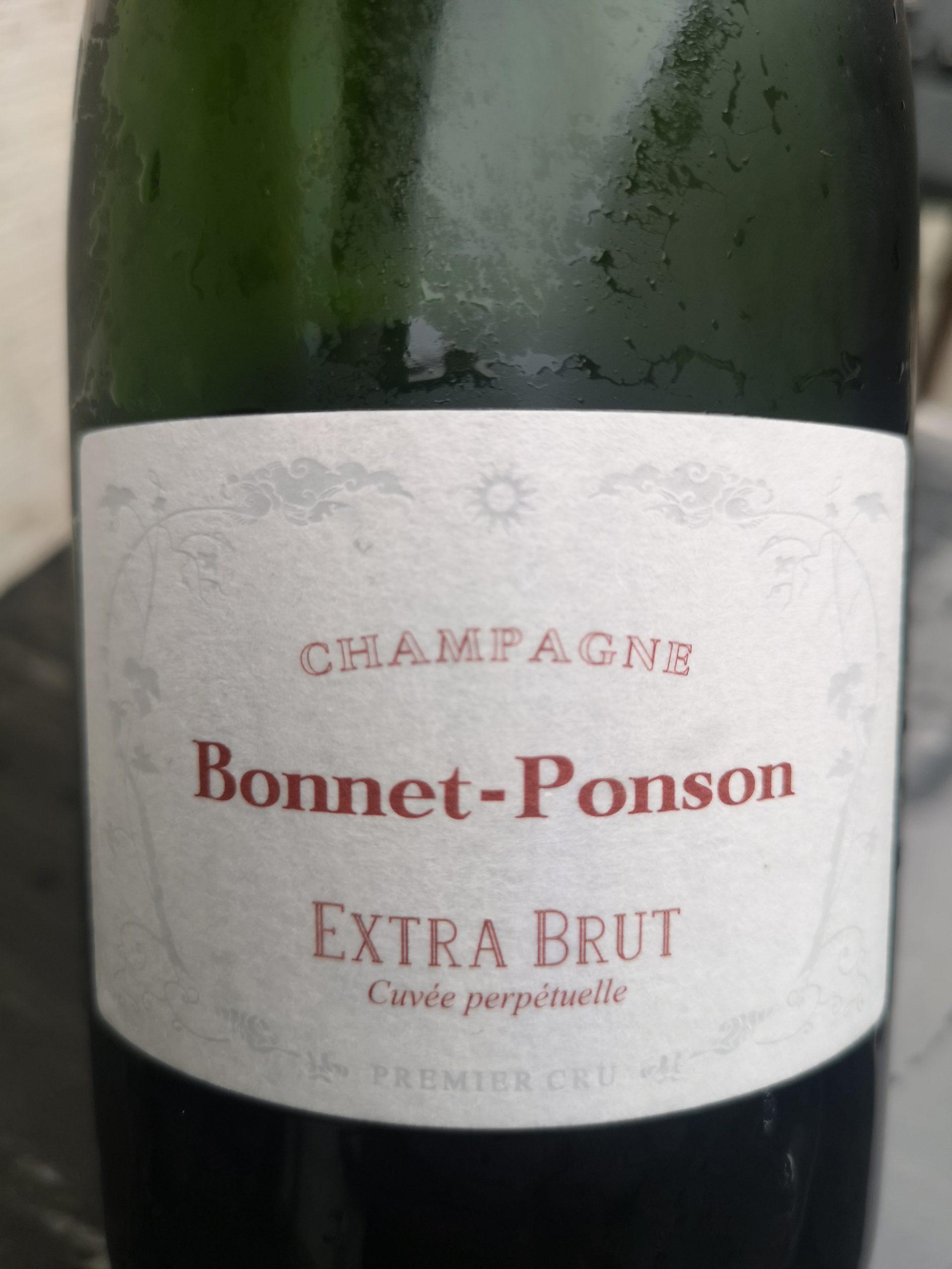 -nv- Champagne Perpétuelle | Bonnet-Ponsot