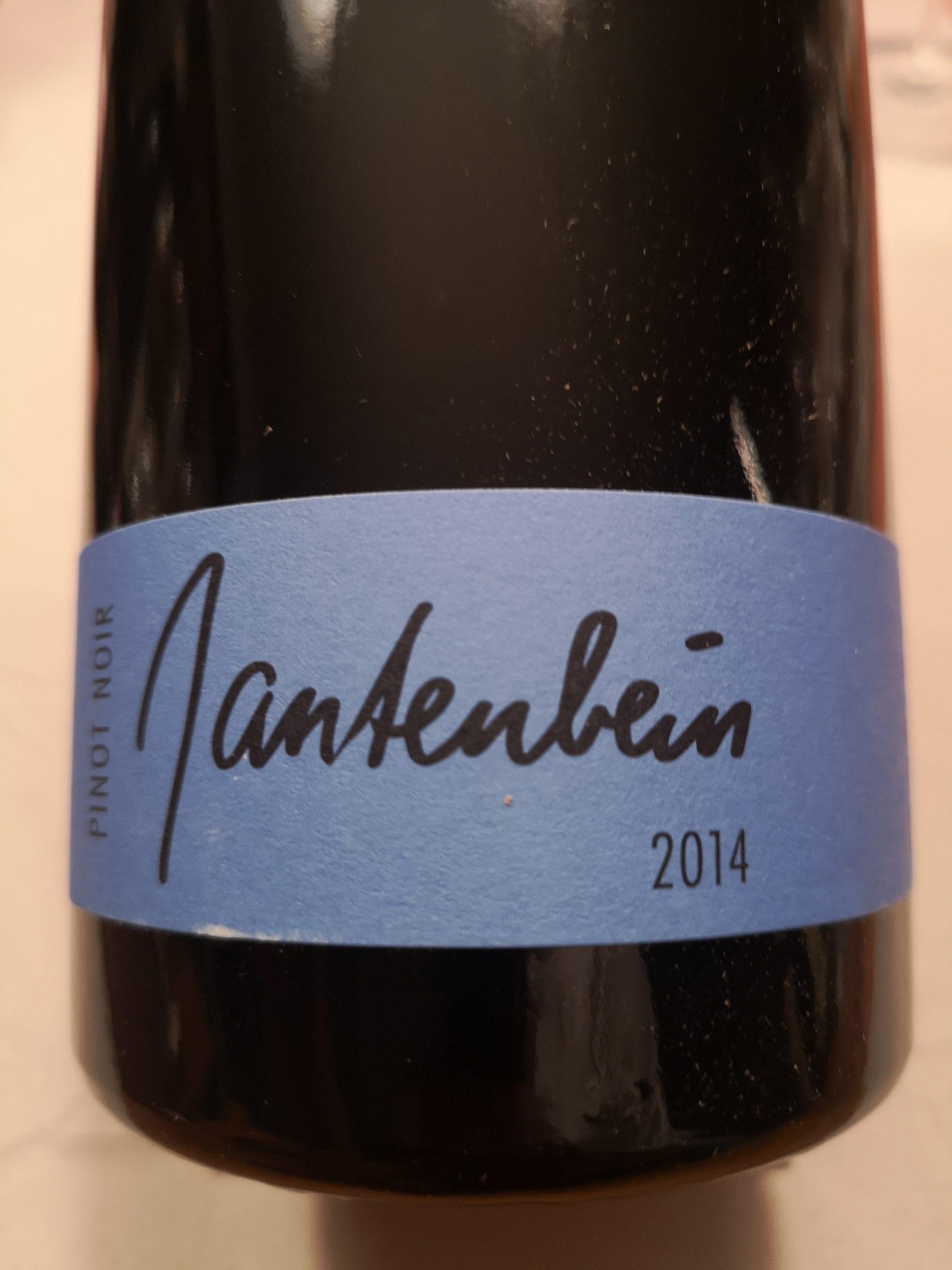 2014 Pinot Noir | Gantenbein