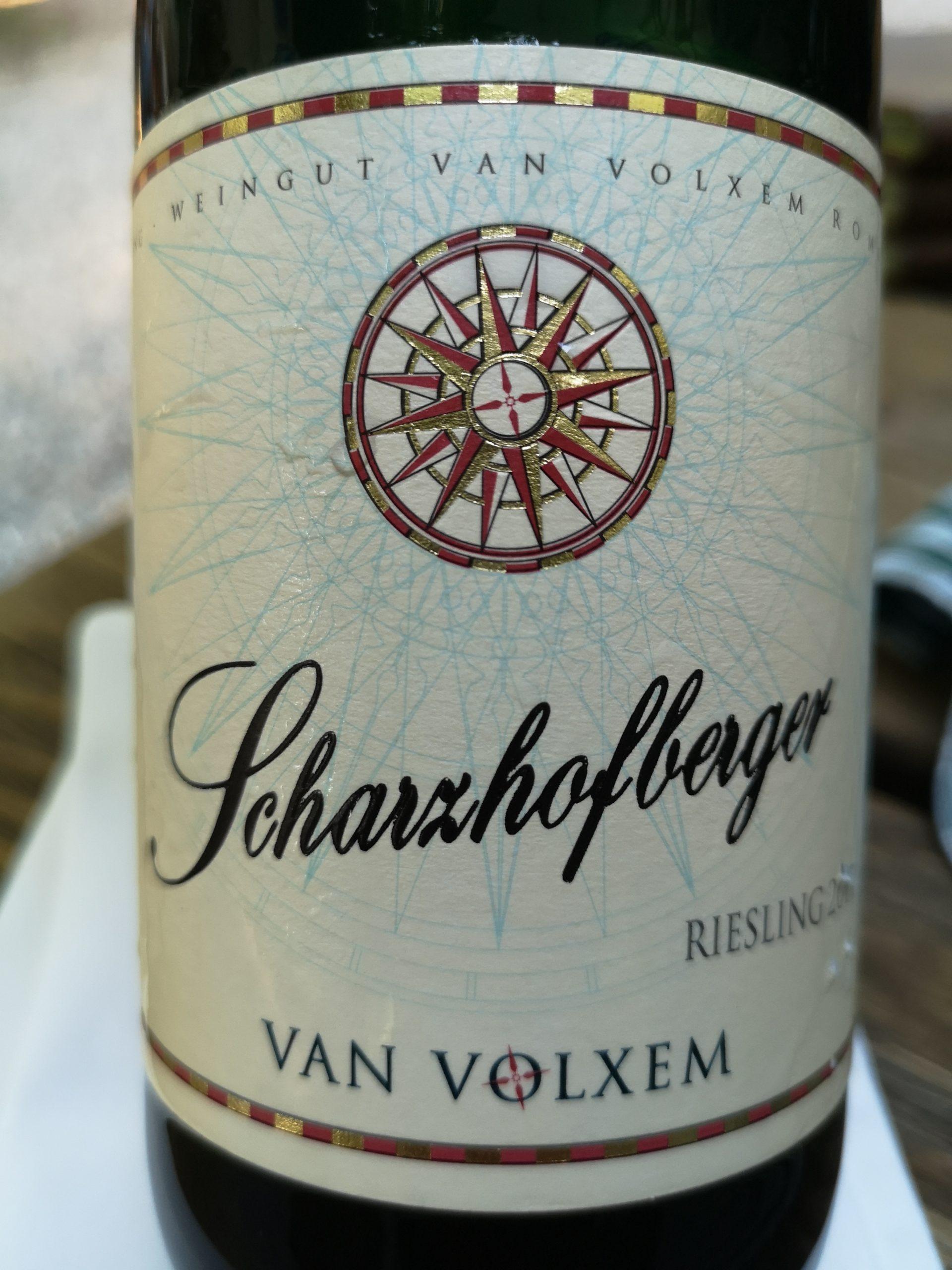 2017 Riesling Scharzhofberger GG | Van Volxem