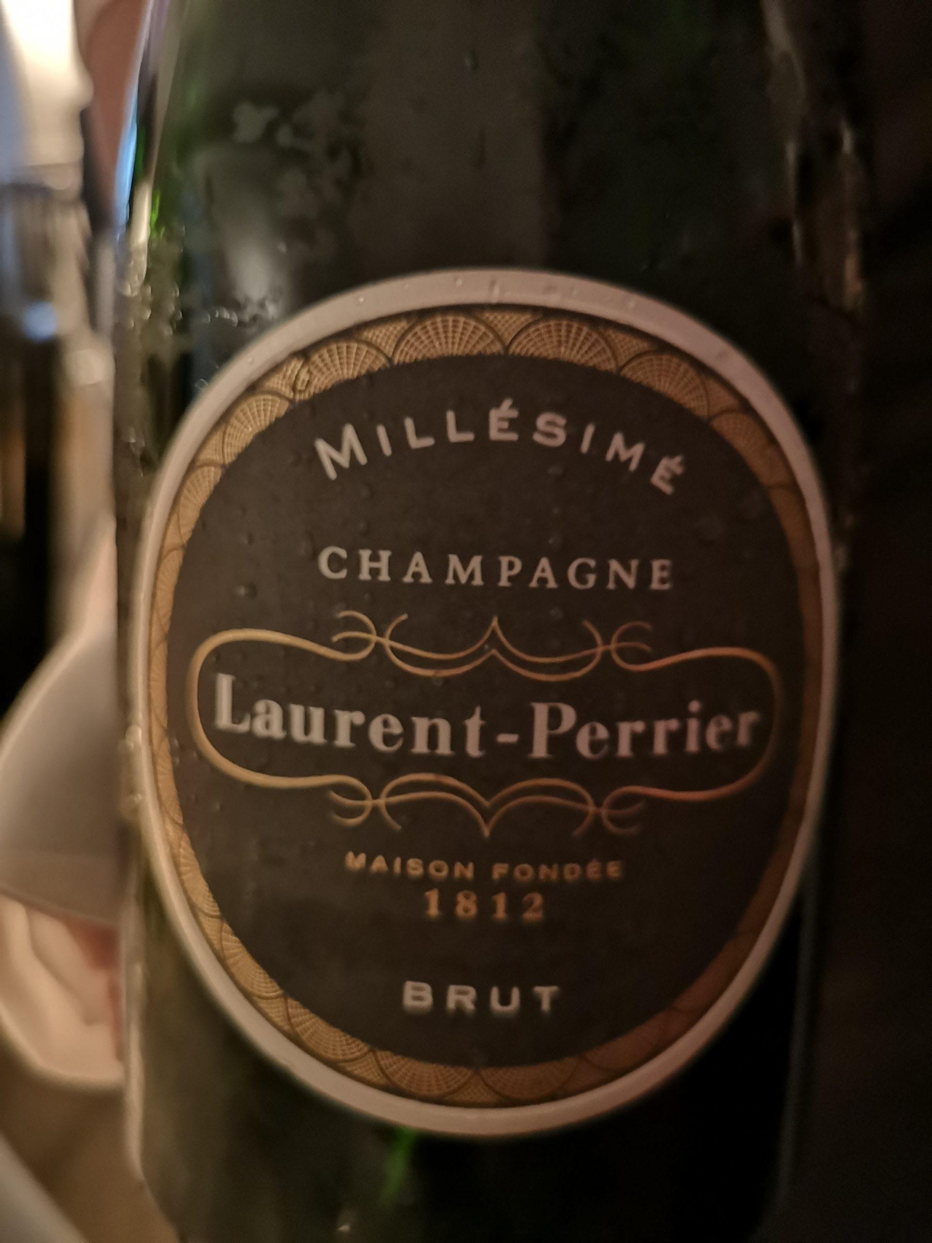 2008 Champagne Millésime | Laurent-Perrier
