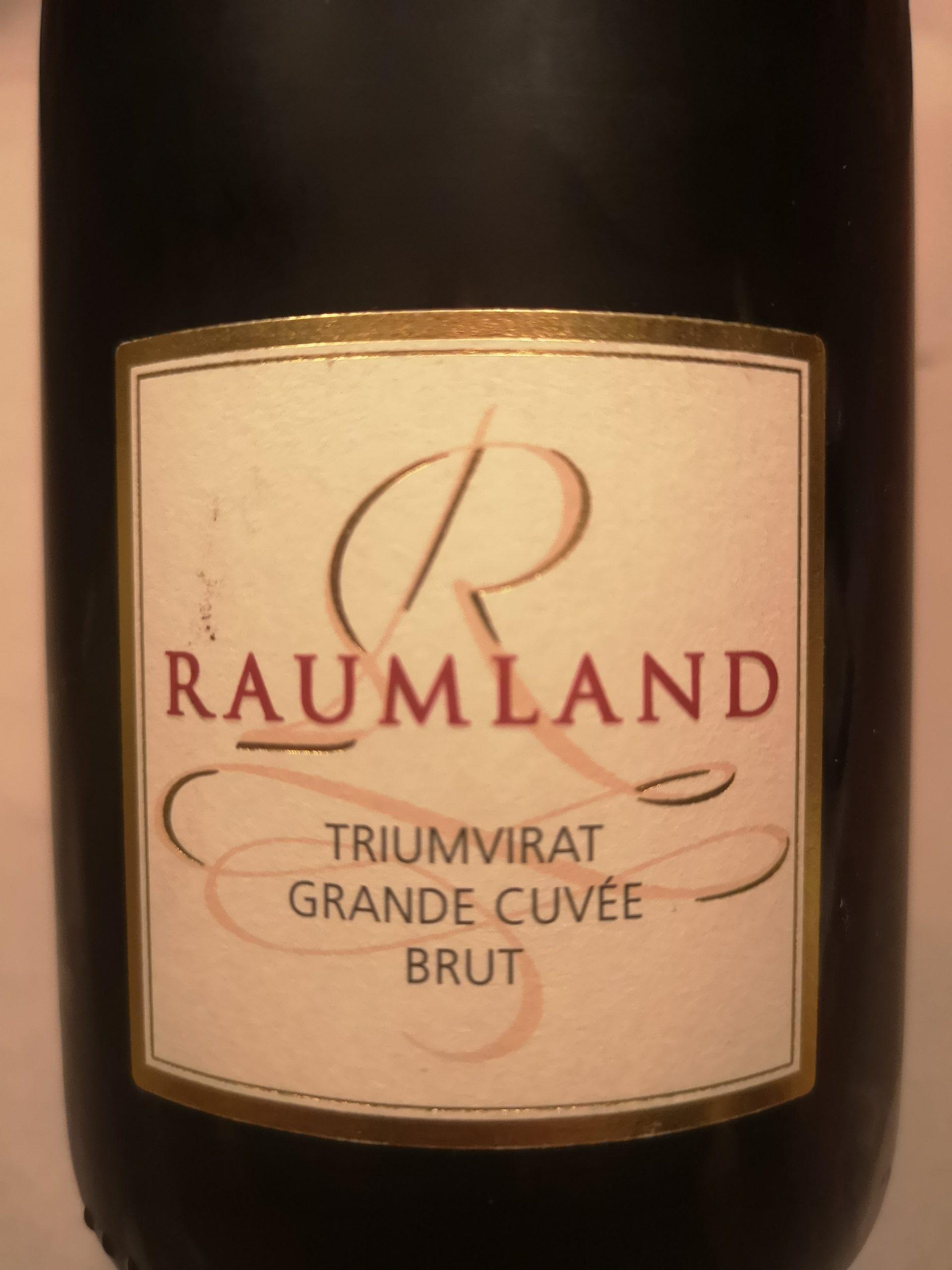 2011 Sekt Triumvirat XI.   Raumland