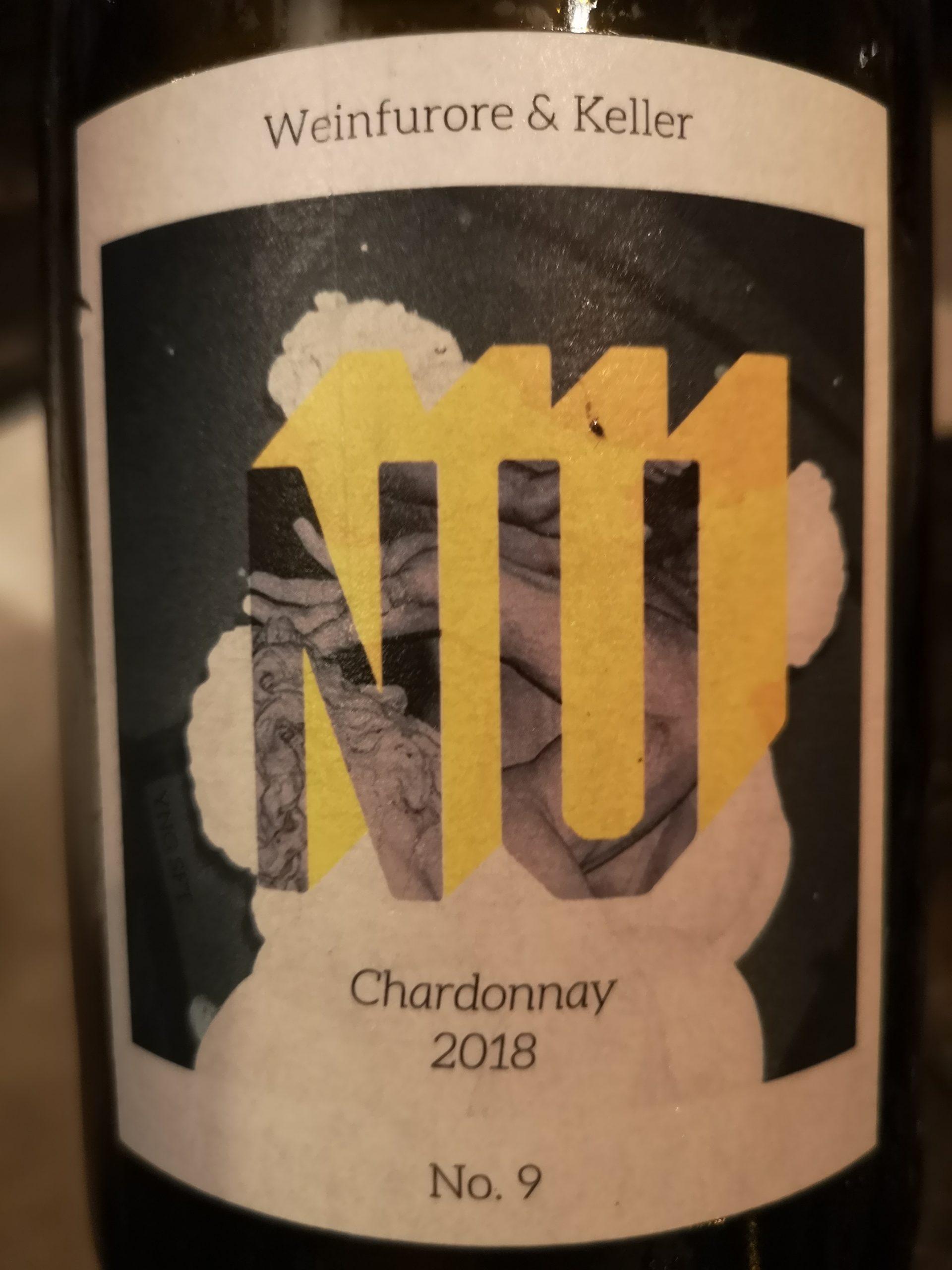2018 Chardonnay Nu No. 9 | Keller & Weinfurore