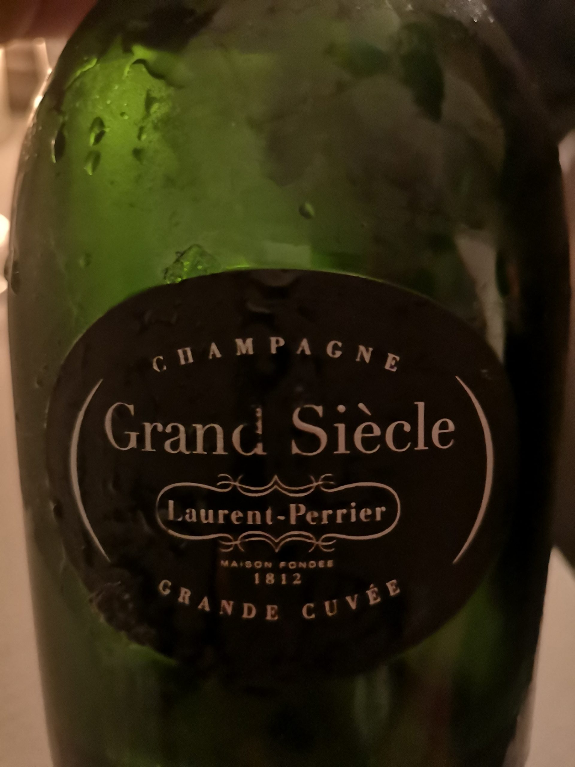 -nv- Champagne Grand Siècle No. 24 | Laurent-Perrier