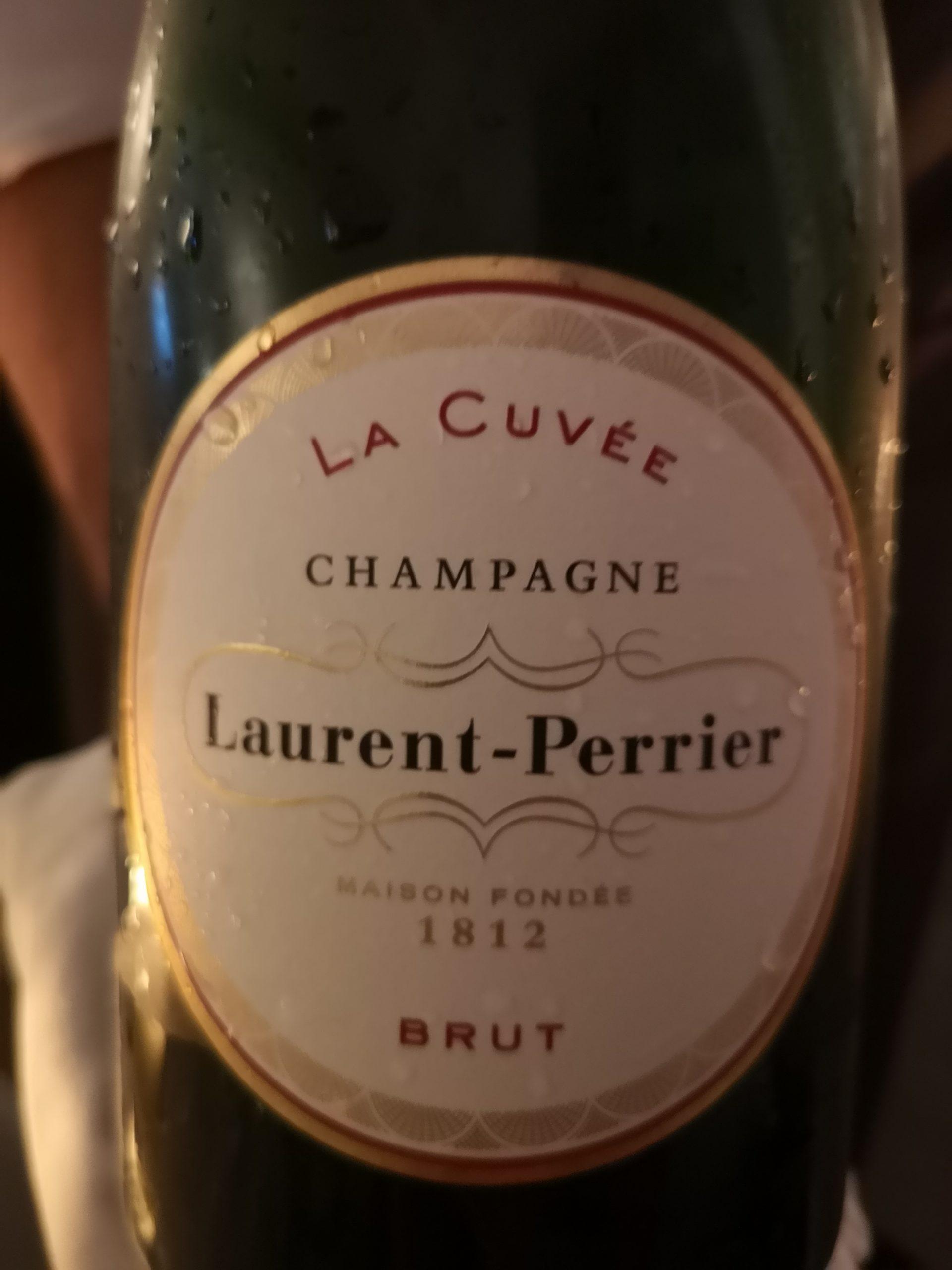-nv- Champagne La Cuvée Brut | Laurent-Perrier